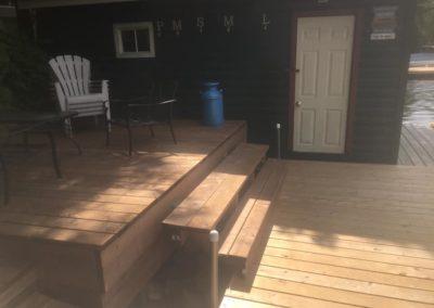 Custom deck builder