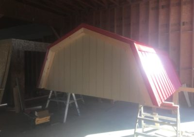 Custom built Storage Sheds